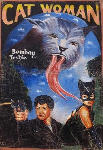 Weirdly Awesome Hand-Painted Movie Posters from Ghana (30 photos) 14