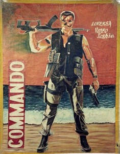 Weirdly Awesome Hand-Painted Movie Posters from Ghana (30 photos) 2