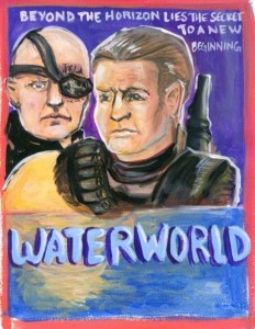 Weirdly Awesome Hand-Painted Movie Posters from Ghana (30 photos) 26
