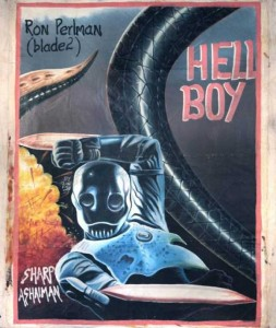 Weirdly Awesome Hand-Painted Movie Posters from Ghana (30 photos) 28