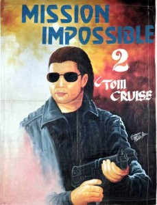 Weirdly Awesome Hand-Painted Movie Posters from Ghana (30 photos) 29