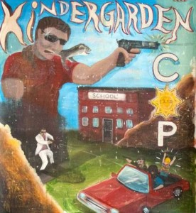 Weirdly Awesome Hand-Painted Movie Posters from Ghana (30 photos) 3