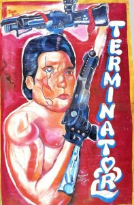 Weirdly Awesome Hand-Painted Movie Posters from Ghana (30 photos) 34