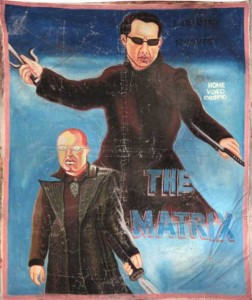 Weirdly Awesome Hand-Painted Movie Posters from Ghana (30 photos) 36