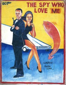 Weirdly Awesome Hand-Painted Movie Posters from Ghana (30 photos) 38