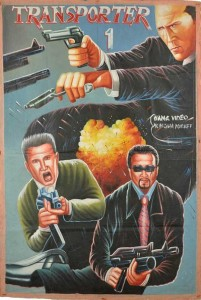 Weirdly Awesome Hand-Painted Movie Posters from Ghana (30 photos) 39