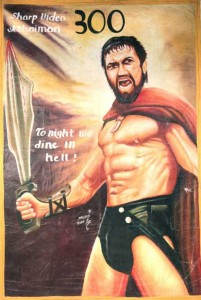 Weirdly Awesome Hand-Painted Movie Posters from Ghana (30 photos) 4
