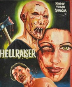 Weirdly Awesome Hand-Painted Movie Posters from Ghana (30 photos) 5