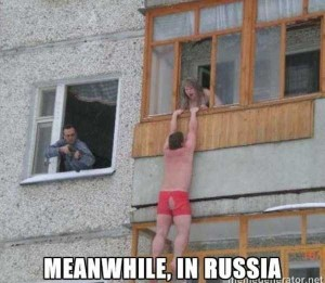 Meanwhile in Russia (30 photos) 12