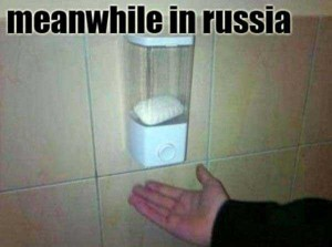 Meanwhile in Russia (30 photos) 30