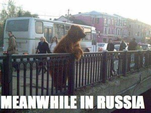 Meanwhile in Russia (30 photos) 9