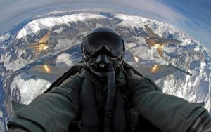 Awesome Selfies Taken by Pilots (24 photos) 14