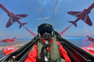Awesome Selfies Taken by Pilots (24 photos) 19