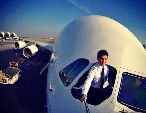 Awesome Selfies Taken by Pilots (24 photos) 7
