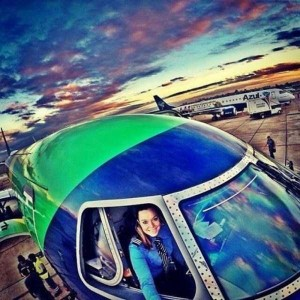 Awesome Selfies Taken by Pilots (24 photos) 9