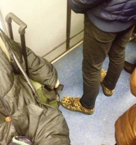 Subway Fashion: Russian Edition (36 photos) 14
