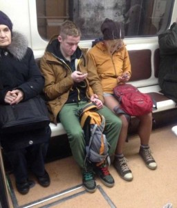 Subway Fashion: Russian Edition (36 photos) 15