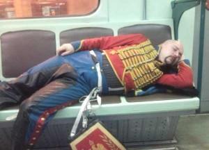 Subway Fashion: Russian Edition (36 photos) 16