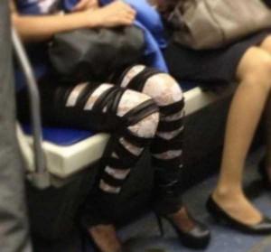 Subway Fashion: Russian Edition (36 photos) 21