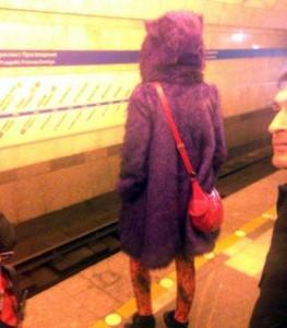 Subway Fashion: Russian Edition (36 photos) 23