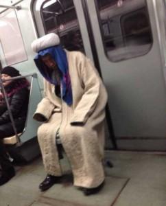 Subway Fashion: Russian Edition (36 photos) 24