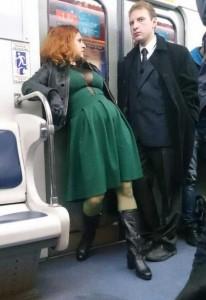 Subway Fashion: Russian Edition (36 photos) 31