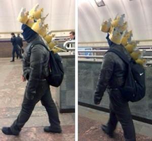 Subway Fashion: Russian Edition (36 photos) 36