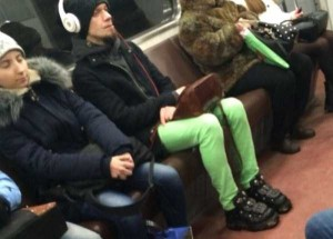 Subway Fashion: Russian Edition (36 photos) 4