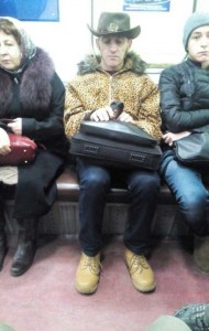 Subway Fashion: Russian Edition (36 photos) 5