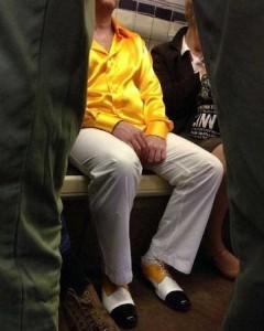 Subway Fashion: Russian Edition (36 photos) 7