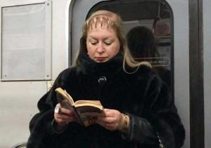 Subway Fashion: Russian Edition (36 photos) 8