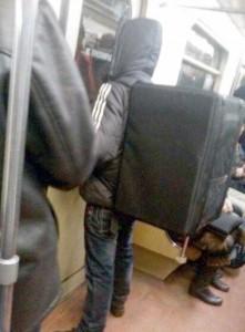 Subway Fashion: Russian Edition (36 photos) 9