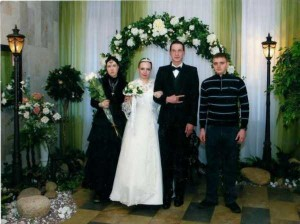 Catastrophically Bad Russian Wedding Photos (29 photos) 1