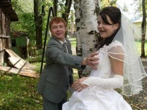 Catastrophically Bad Russian Wedding Photos (29 photos) 11