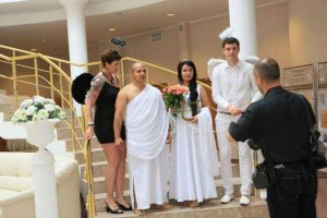 Catastrophically Bad Russian Wedding Photos (29 photos) 12