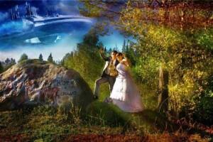 Catastrophically Bad Russian Wedding Photos (29 photos) 13