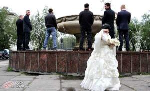 Catastrophically Bad Russian Wedding Photos (29 photos) 14