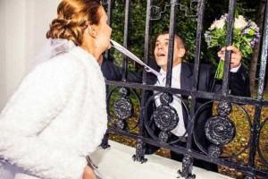 Catastrophically Bad Russian Wedding Photos (29 photos) 19