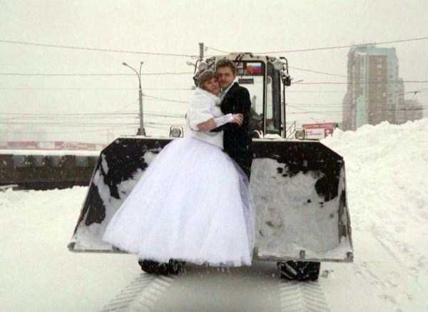 Catastrophically Bad Russian Wedding Photos (29 photos) 21