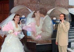 Catastrophically Bad Russian Wedding Photos (29 photos) 22