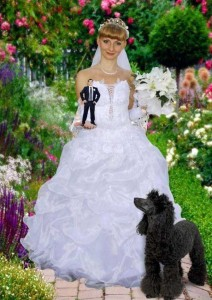 Catastrophically Bad Russian Wedding Photos (29 photos) 25