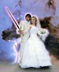 Catastrophically Bad Russian Wedding Photos (29 photos) 27