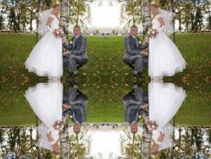 Catastrophically Bad Russian Wedding Photos (29 photos) 3