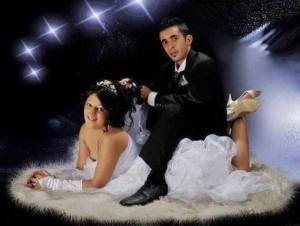 Catastrophically Bad Russian Wedding Photos (29 photos) 5