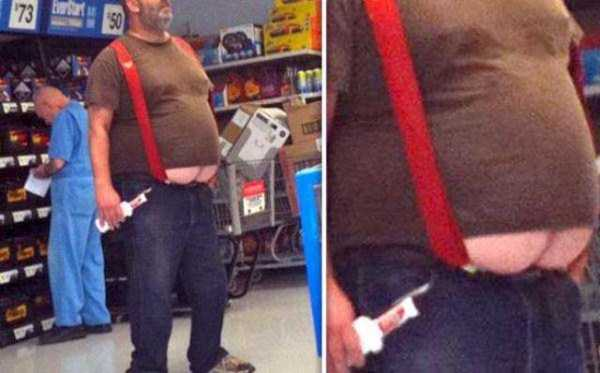 It's Hard to Imagine Walmart Without These Weirdos (31 photos) 7