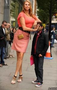 Babezilla is the World's Tallest Female Fashion Model (27 photos) 1