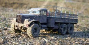 Unimaginably Realistic Military Truck Paper Model (4 photos) 1