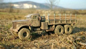 Unimaginably Realistic Military Truck Paper Model (4 photos) 2