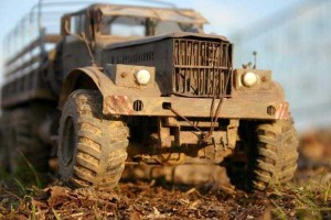Unimaginably Realistic Military Truck Paper Model (4 photos) 3