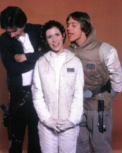 Rare and Valuable Photos from the Star Wars Sets (100 photos) 100